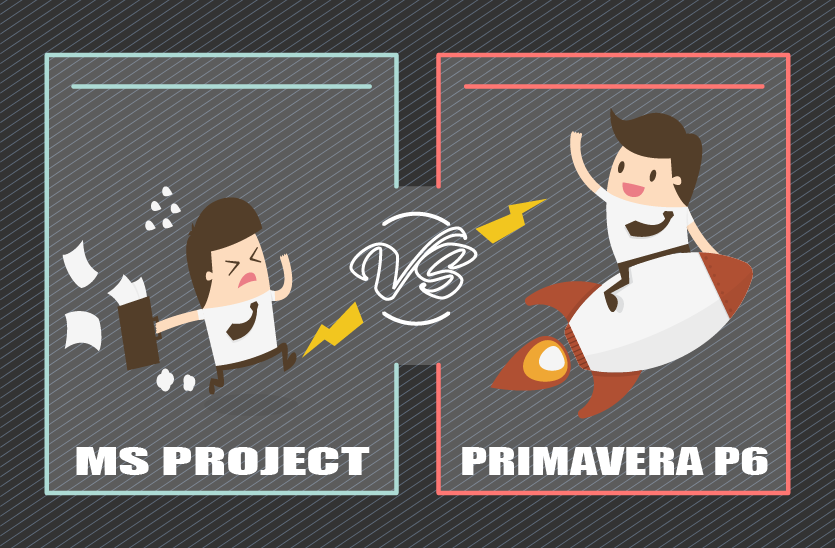 This info-graph clearly shows that MS Project is quite weaker than primavera P6. This is not the case always. We will discuss the best possible scenarios in this field.